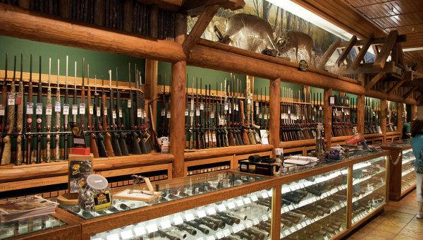 Продажа оружия в США