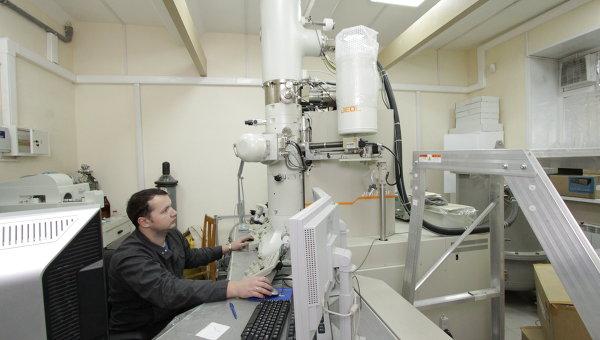 Лаборатория в Томском политехническом университете (ТПУ)