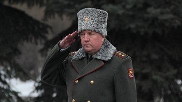 Генерал-полковник Владимир Чиркин, архивное фото
