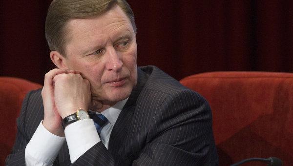 Руководитель администрации президента РФ Сергей Иванов. Архив