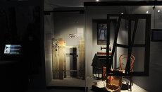 Экспозиция в музее Освенцима. Архивное фото