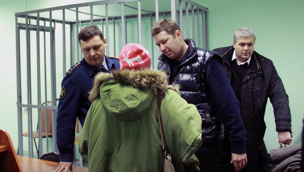 Бизнесмен Алексей Козлов в Ивановском суде