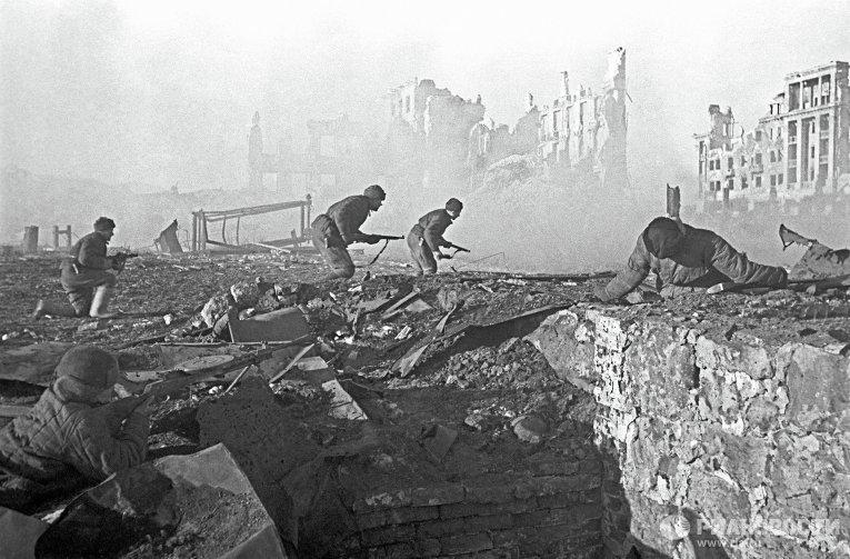 Скачать битва за сталинград торрент