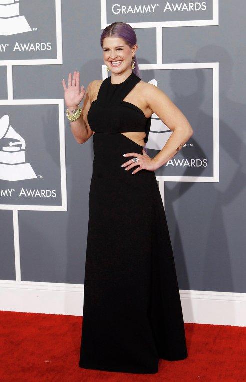 Келли Осборн на церемонии вручения премии Грэмми