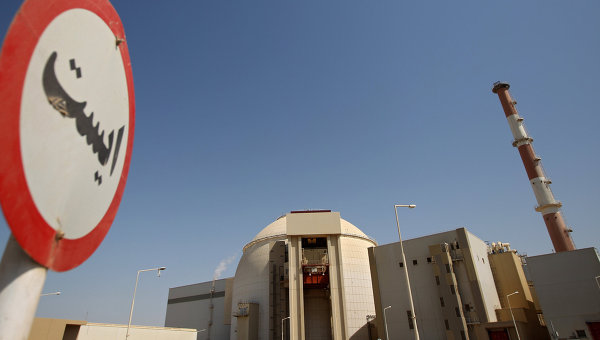 Виранском Бушере начато строительство 2-х атомных реакторов