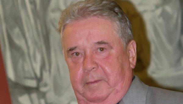 Бывший президент концерна Газпром Рем Вяхирев. Архив