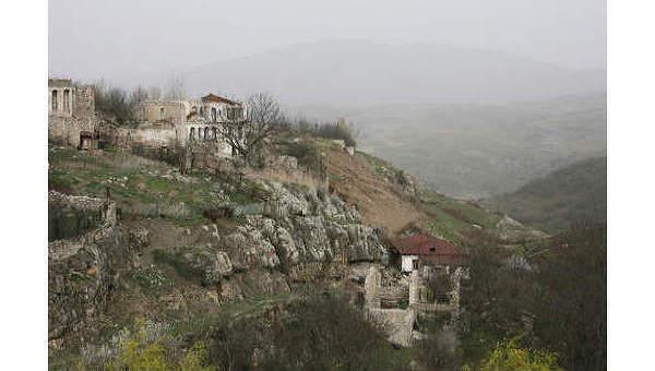 Нагорный Карабах, архивное фото