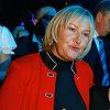 """Елена Батурина во время проведения """"Volvo-Недели моды в Москве"""" в Гостином Дворе"""