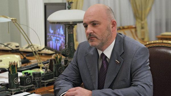 Встреча В.Путина и К.Ильковского в Ново-Огарево