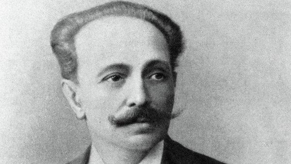 Балетмейстер Мариус Петипа. Архивное фото