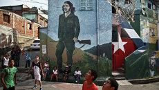 Опасные трущобы Каракаса. Баррио 23 января