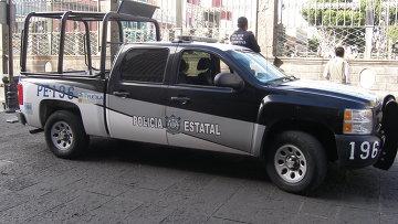 Полиция Мексики. Архив