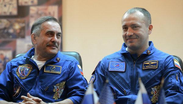 Космонавту Мисуркина присвоили звание Героя РФ