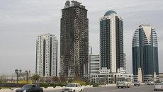 Грозный-сити 10 апреля