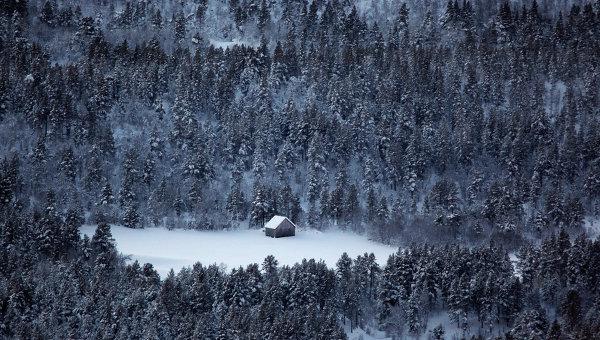 Страны мира. Норвегия. Архивное фото