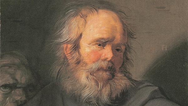 Франс Халс Старший Евангелист Марк, 1625-1630