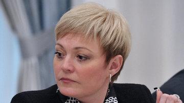 Губернатор Мурманской области Марина Ковтун. Архивное фото