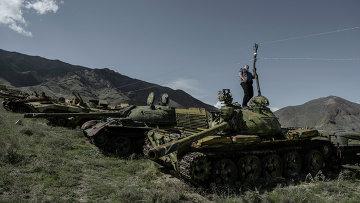 Ветеран афганской войны, командир батальона Валерий Вощевоз