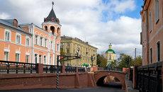 Воронеж, Россия, архивное фото