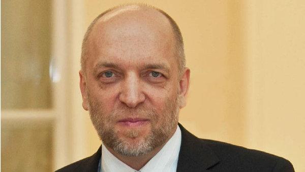 Генеральный директор Президентской библиотеки Александр Вершинин