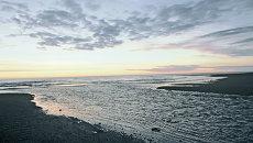 Охотское море, архивное фото