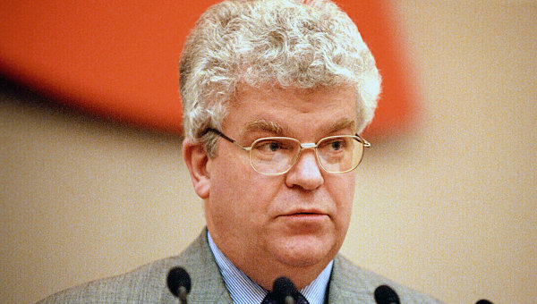 Владимир Чижов, архивное фото