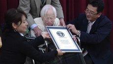 После смерти 116-летнего японца его землячка стала старейшим человеком в мире