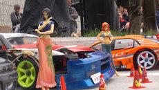 Недетские игрушки: соревнования маленьких, но очень дорогих машин