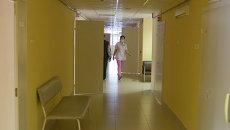 Областная клиническая больница. Архивное фото