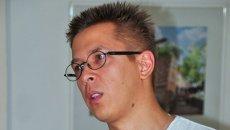 Илья Ильдеркин, руководитель новосибирского молодежного отделения союза композиторов «МолОт»