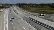 Скоростная магистраль. Архивное фото
