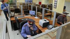 Работа МВД. Архивное фото