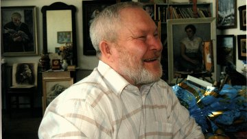 Писатель, редактор журнала Сибирская горница Михаил Щукин