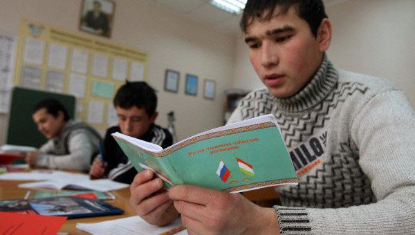 ВНовосибирской области мигрантов непустят заруль и в ученические классы
