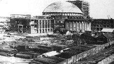 Строительство оперного театра в Новосибирске