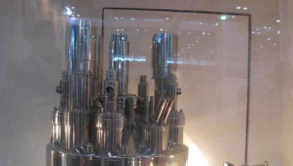 Проект реакторной установки БН-800. Архивное фото