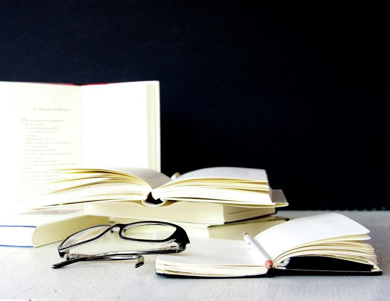 Записные книжки. Архивное фото
