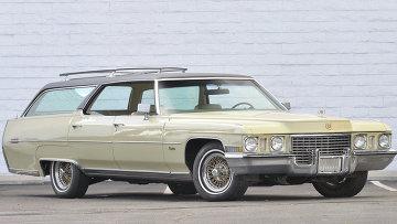 Cadillac Элвиса Пресли будет выставлен на аукционе в США