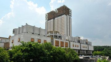 Здание Президиума Российской академии наук на Ленинском проспекте