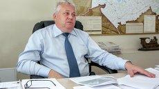 Министр транспорта Сергей Титов