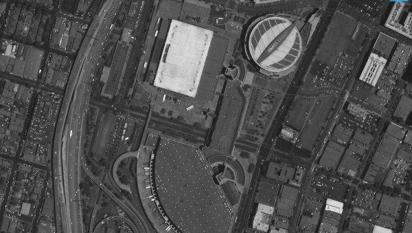 Первые снимки спутника Ресурс-П. Архивное фото