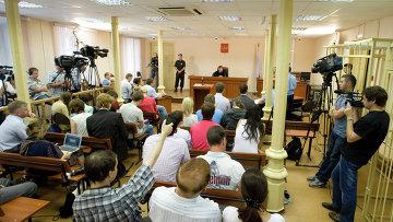 Прения сторон по делу о хищении имущества Кировлеса