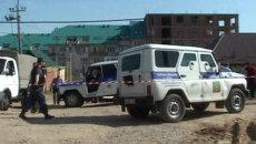 Полиция оцепила район, где обстреляли машину дагестанского журналиста