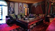 Интерьер особняка Версаче в Майами-Бич