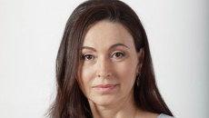 Главврач Новосибирского центра вспомогательных репродуктивных технологий Авиценна Ирина Айзикович