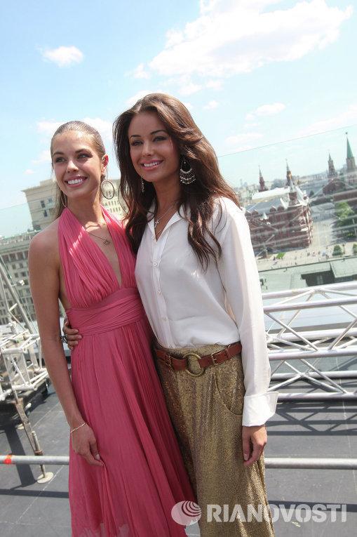 Победительницы конкурса Мисс Россия последних восьми лет собрались в День защиты детей