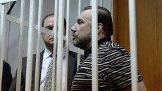 Оглашение приговора бизнесмену Виктору Батурину, архивное фото