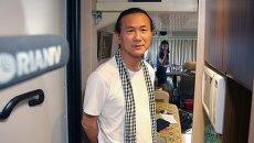 Промышленный магнат из Таиланда, глава корпорации Amata Викром Кромадит