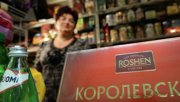 Онищенко запретил поставлять в Россию украинский шоколад Рошен