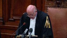 Кассационный суд Италии подтвердил приговор Берлускони. Кадры с заседания